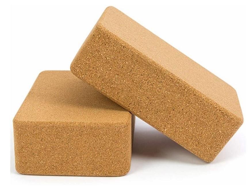 Lot de 2 briques en liège