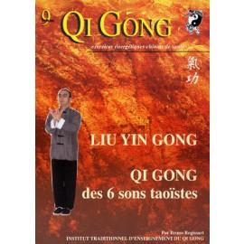 DVD QI GONG des 6 Sons Taoïstes