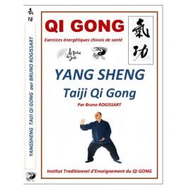 DVD YANG SHENG TAIJI QI GONG
