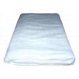 Serviette massage Blanche gamme spa 70x140cm