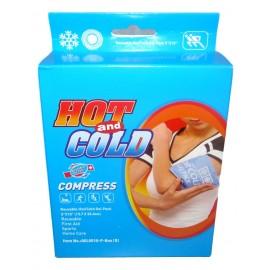 Poches de gel chaud/froid réutilisables