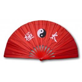 Lot de 10 éventails yin yang