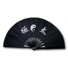 Éventail yin yang