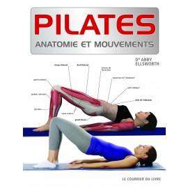 Livre Pilates, anatomie et mouvements